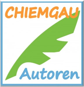 Chiemgau Autoren Logo Button