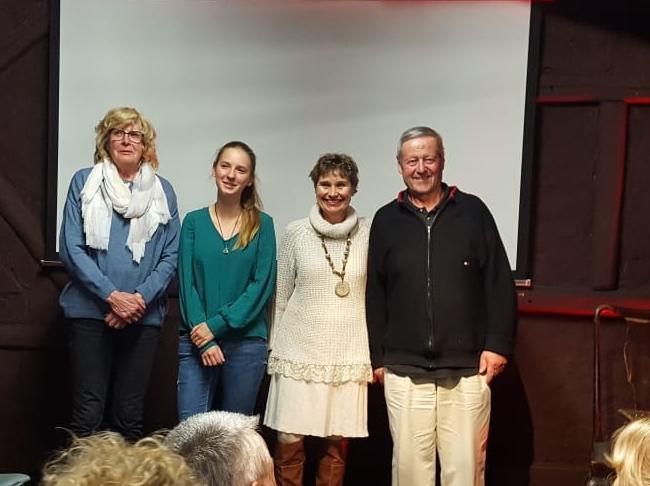 Literaturtreffen am 28.10.2019